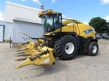 2008 NEW HOLLAND FR9050