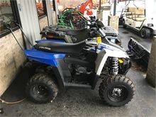 2016 POLARIS TRAIL BLAZER 330