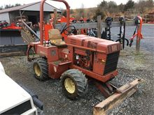 Used DITCH WITCH 370