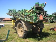 Used JOHN DEERE JD 8