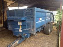 2009 MARSTON TRAILERS ACE14