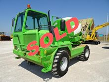 2001 Merlo DBM2500EV Self-Loadi