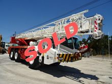 1993 Grove AT750BE Mobile Crane