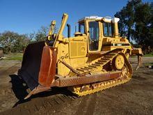 1990 Caterpillar D6H Track bull