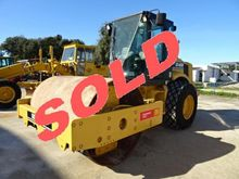 2000 Caterpillar CS563D Single