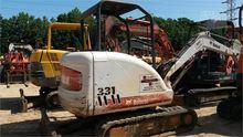 Used BOBCAT 331 in N