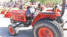 Used 1997 KUBOTA L25