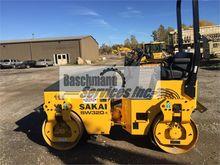 New 2015 SAKAI SW320