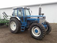 Used 1989 FORD 8210
