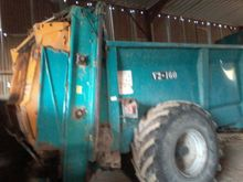 2006 Rolland V2 160 Manure spre