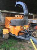 2007 Noremat B270 Wood chipper
