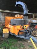 2007 Noremat B270 Wood chipper