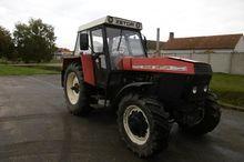 1985 ZETOR traktor kolový