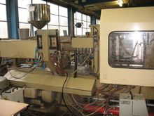 1982 Injection molding machine