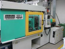 1999 Press Injection Arburg 130