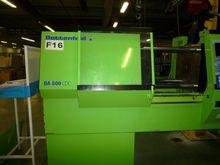 2000 Injection molding machine