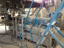1992 Extrusion Line BiVis Backe