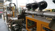 1988 Used Colin 30 Kw Extruder