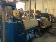1988 extrusion line 3 cylinder