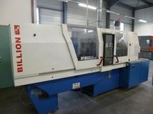 2001 injection presses 80T dixi