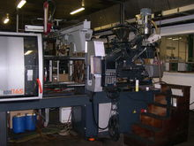 2004 Sandretto injection press