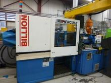 1995 Injection molding machines