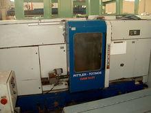 TORNOS /PITTLER CNC