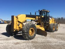 Used 2010 CAT 16M in