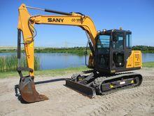 2015 SANY SY75C