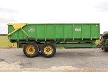 1993 EASTERBY ET12 ROOT TRAILER