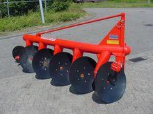 Ploughs Disc Ploug
