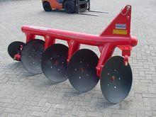 Ploughs Disc Plough