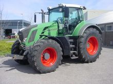 Fendt 822 Profi-plus