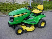 Used John Deere Lawn