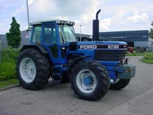Used Ford 8730 Dual