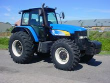 Used Ford NH TM7040