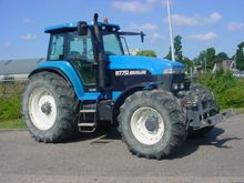Used Ford NH 8770 in