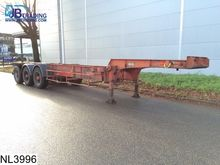 1990 Fruehauf Container 20 FT,