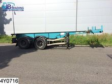 2001 Samro Container 20 FT, Ste