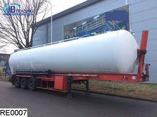 1992 Benalu Silo 62000 Liter, E