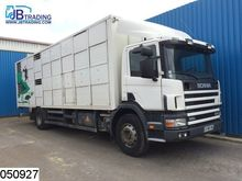 2000 Scania P94 220 Manual, Ret