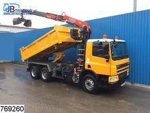 2007 DAF 75 CF 360 6x4,Manual,