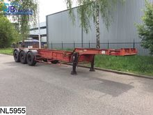 1989 Fruehauf Container 20 FT,