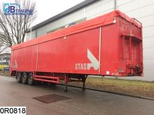 2001 Stas Walking-floor 87 M3,