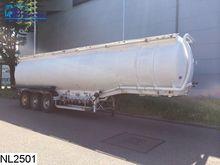 1987 Fruehauf Fuel 38000 liter,