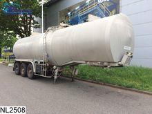 1992 Fruehauf Bitum 31075 Liter