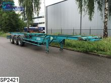 2003 Coder Container 20 , 30 ,