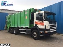2003 Scania 94 260 6x2, garbage