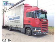 2008 Scania R 380 Manual, Retar