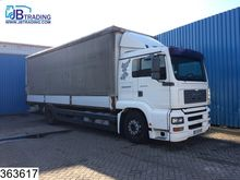 2003 MAN TGA 18 310 Manual, Air